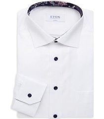 classic-fit dress shirt