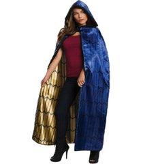 buyseason women's deluxe wonder woman cape costume