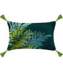 poduszka dekoracyjna palms leaves 30x50 cm