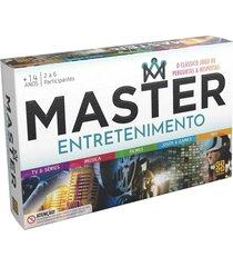 jogo de mesa master entretenimento - grow