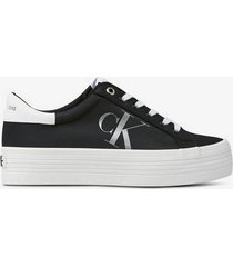 sneakers vulcanized flatform laceup ny