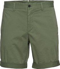 nathan-super satin shorts chinos shorts grön j. lindeberg