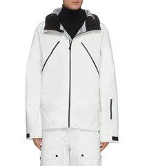 'hayden' three layer shell jacket