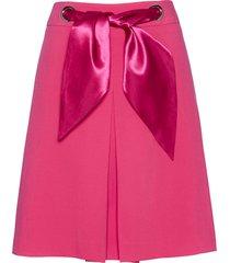 kjol med knytband