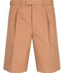 canvas bermuda shorts