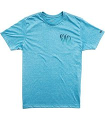 camiseta rvca barry shape