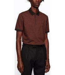 boss men's prout polo shirt