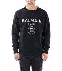 balmain cotton sweater