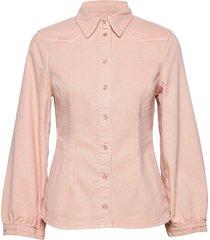 bonny långärmad skjorta rosa baum und pferdgarten