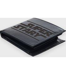 portfel skórzany super stary