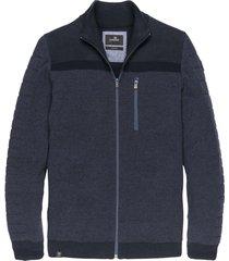 button jacket cotton bonded salute