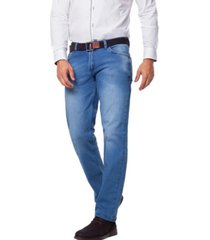 jeans casual colombiano kalet celeste  daxxys jeans
