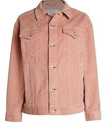 max corduroy trucker jacket