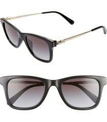 women's coach 51mm retro sunglasses -
