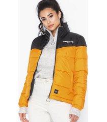 sixth june bicolor down jacket dunjackor