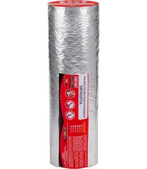 fita asfáltica dryko, alumínio, auto adesiva, 45 cm, 10 metros