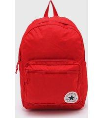 mochila roja converse g0 2