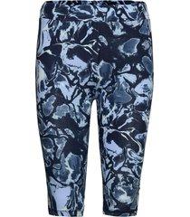 gumikb printed shorts cykelshorts blå karen by simonsen