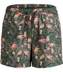 groen jack&jones jjicali jjswim shorts akm flow korte broek