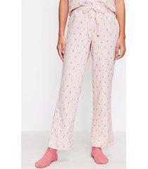 loft ice cream pajama pants