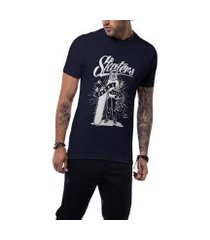 camiseta ukkan skaters gonna skate masculina