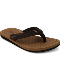 chanclas p/hombres no fear  cuba244-ch-39 chocolate