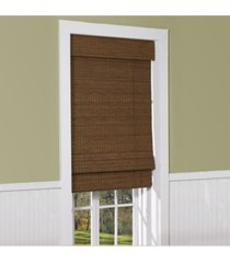 "radiance cape cod cordless roman shade, 35"" x 48"""