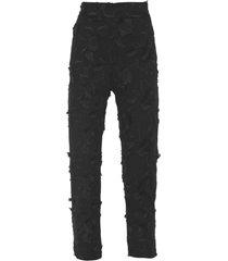 calça feminina spot - preto