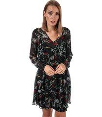 womens becca v-neck floral dress