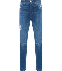 calça feminina josefina destryed - azul