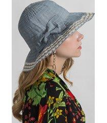 cappello da pescatore da viaggio per donna