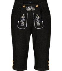 jeans bavaresi (nero) - bpc bonprix collection