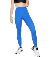 leggings azul under armour breathelux legging