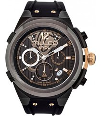 reloj evol engine negro mulco