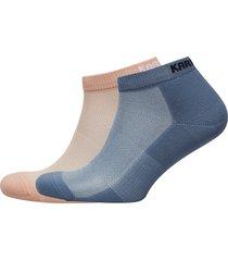 skare sock 2pk footies träningssockor/ankle socks beige kari traa