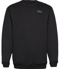 society l-l sweat-shirt tröja svart libertine-libertine