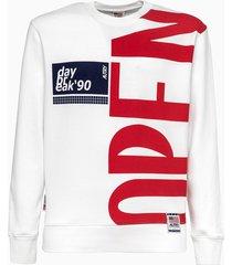 autry sweatshirt swxma10m