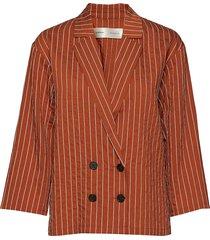 emilie blazer blazer orange inwear