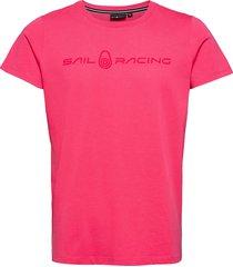 bowman tee t-shirts short-sleeved rosa sail racing