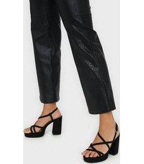 only onlaerin heeled crossover sandal high heel