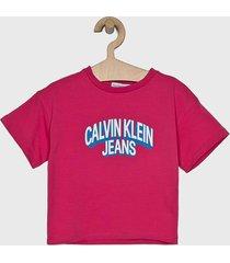 calvin klein jeans - top dziecięcy 104-176 cm