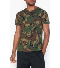 polo ralph lauren short sleeve t-shirt t-shirts & linnen multi