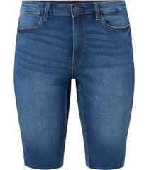 jeansshorts vmgitte mb long raw shorts k curve