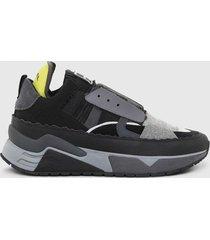 zapatilla s brentha dec sneakers negro diesel