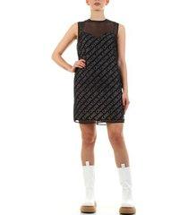 korte jurk calvin klein jeans j20j215676