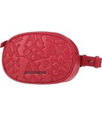 armani exchange bum bags