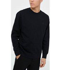 levis authentic logo crewneck authen tröjor black