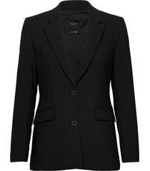 slfrita classiclazerlack blazers business blazers svart selected femme