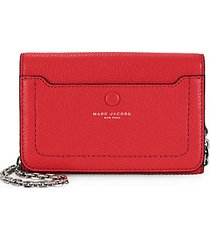empire city leather wallet-on-chain