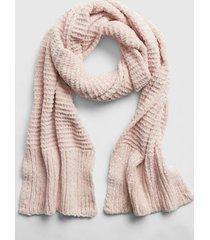 bufanda rosa gap